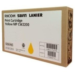 Ricoh 841723 Yellow Ink Cartridge