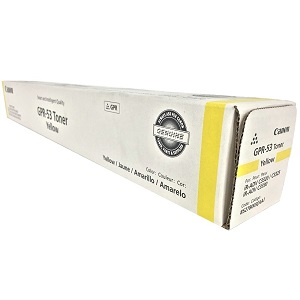 Canon GPR-53 Yellow Toner Cartridge