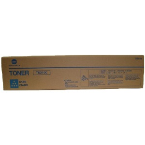 Konica Minolta TN210C Cyan Toner Cartridge