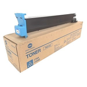 Konica Minolta TN312C Cyan Toner Cartridge
