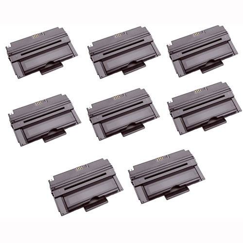 Compatible Dell 8HY2335 Black Toner Cartridge 8-Pack