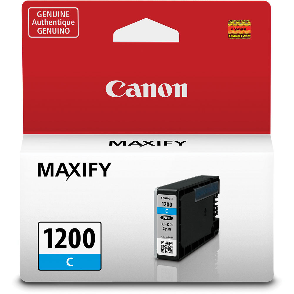 Canon PGI-1200 Cyan Ink Cartridge