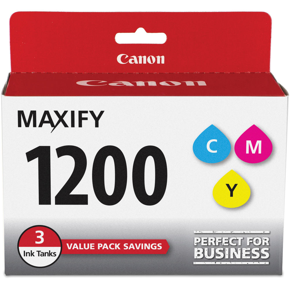 Canon PGI-1200 Ink Cartridge 3-Pack