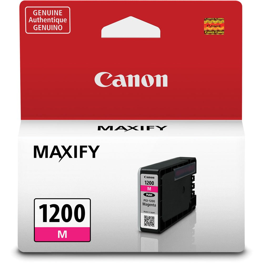 Canon PGI-1200 Magenta Ink Cartridge