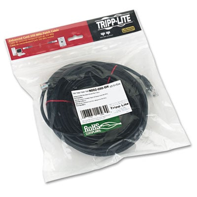 Tripp Lite N002050BK CAT5e Molded Patch Cable