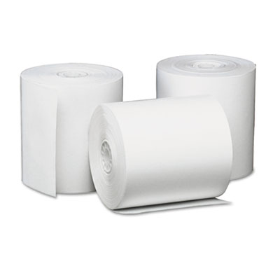 Universal 35763 Deluxe Direct Thermal Printing Paper Rolls