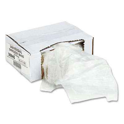 Universal 35945 Shredder Bags