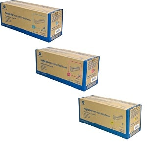 Konica Minolta A0310NF Imaging Unit Value Pack