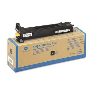 Konica Minolta A06V132 Black Toner Cartridge