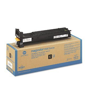 Konica Minolta A06V133 Black Toner Cartridge