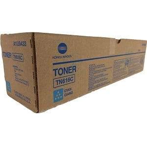 Konica Minolta TN-616C Cyan Toner Cartridge