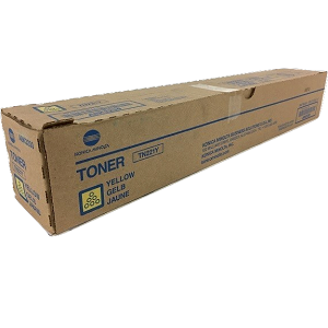 Konica Minolta A8K3230 Yellow Toner Cartridge