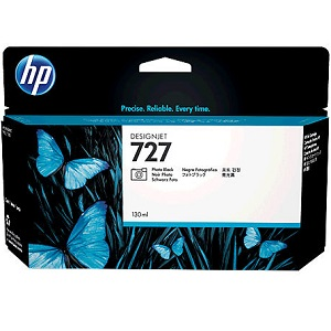 HP B3P23A Photo Black Ink Cartridge