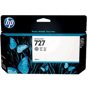 HP B3P24A Gray Ink Cartridge