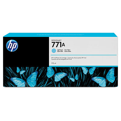 HP B6Y20A Light Cyan Ink Cartridge