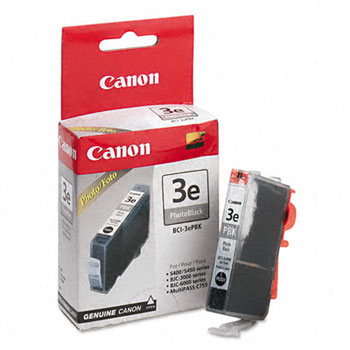 Canon BCI-3ePBk Photo Black Ink Cartridge