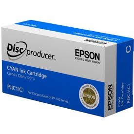 Epson PJIC1 Cyan Ink Cartridge