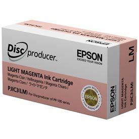 Epson PJIC3 Light Magenta Ink Cartridge