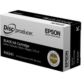 Epson PJIC6 Black Ink Cartridge