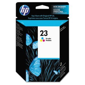 HP C1823D Tri-Color Ink Cartridge