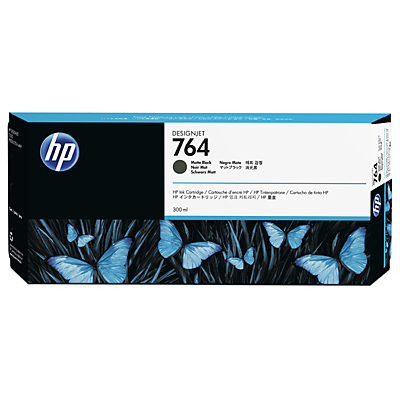 HP C1Q16A Matte Black Ink Cartridge