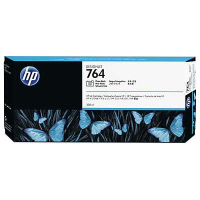 HP C1Q17A Photo Black Ink Cartridge