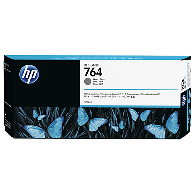 HP C1Q18A Gray Ink Cartridge
