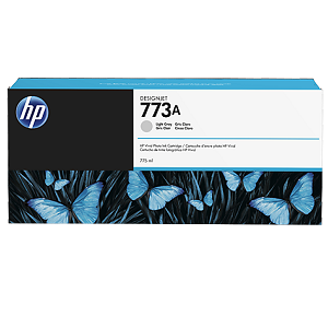 HP C1Q28A Light Gray Ink Cartridge