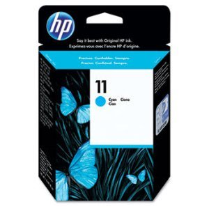 HP C4836AN Cyan Ink Cartridge
