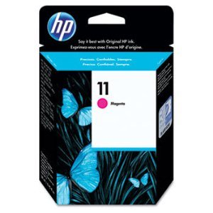HP C4837AN Magenta Ink Cartridge