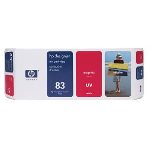 HP C4942A Magenta UV Ink Cartridge