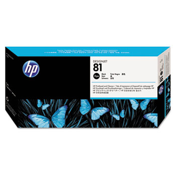 HP C4950A Black Printhead