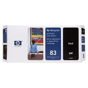 HP C4960A Black UV Printhead