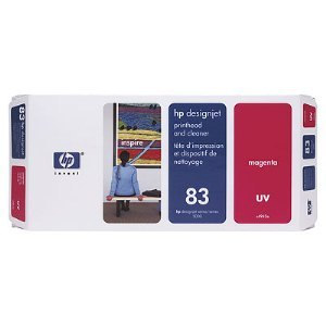 HP C4962A Magenta UV Printhead