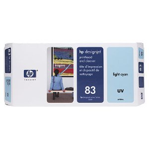 HP C4964A Light Cyan UV Printhead