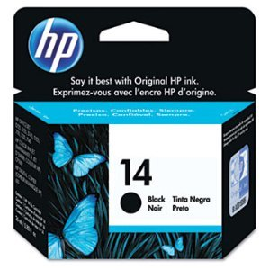 HP C5011D Black Ink Cartridge
