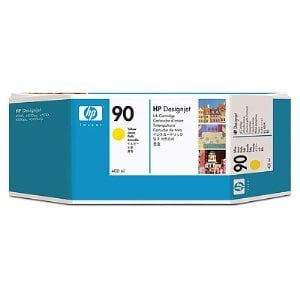 HP C5065A Yellow Ink Cartridge