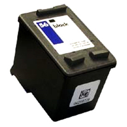 Compatible HP C6656AN Black Ink Cartridge
