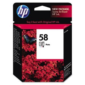 HP C6658AN Photo Ink Cartridge