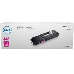 Dell C6DN5 Magenta Toner Cartridge