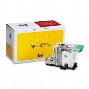 HP C8091A Staple Cartridge Refill
