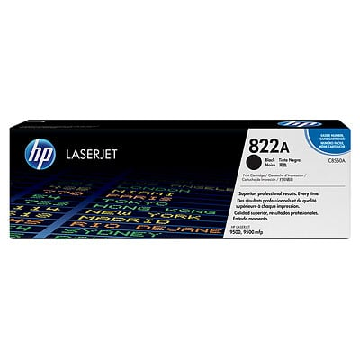 HP C8550A Black Toner Cartridge