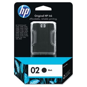 HP C8721WN Black Ink Cartridge