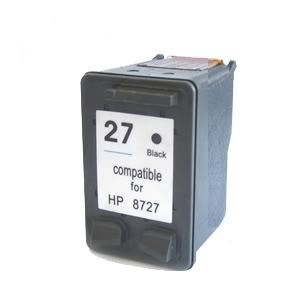 Compatible HP C8727AN Black Ink Cartridge