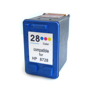 Compatible HP C8728AN Tri-Color Ink Cartridge