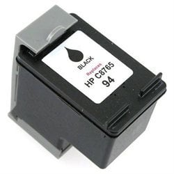 Compatible HP C8765WN Black Ink Cartridge