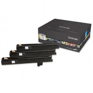 Lexmark C930X73G Photoconductor Unit 3-Pack