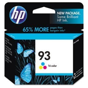 HP C9361WN Tricolor Ink Cartridge