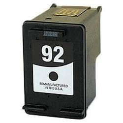 Compatible HP C9362WN Black Ink Cartridge