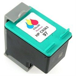 Compatible HP C9363WN Tricolor Ink Cartridge